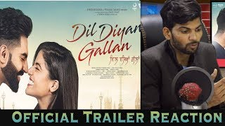 Parmish Verma Dil Diyan Gallan Trailer Reaction Wamiqa Gabbi Releasing On 3rd May 2019