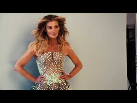 Behind the Cover: Faith Hill Reveals Her Best Beauty Tips