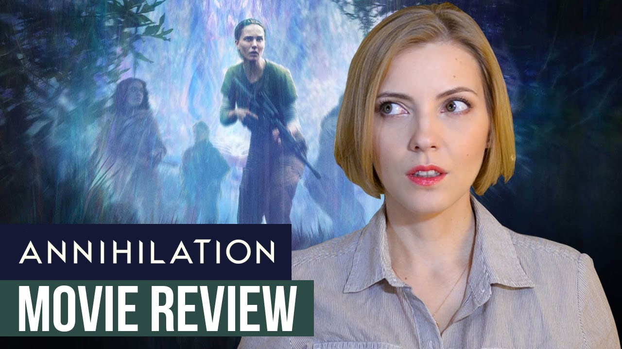 Annihilation 2018 Movie Review