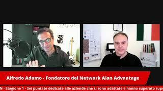 Pillole di Traction | S1E6 | Intervista con Alfredo Adamo di Alan Advantage