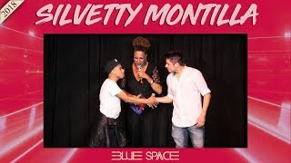 Blue Space Oficial - Matine - Silvetty Montilla - 28.10.18