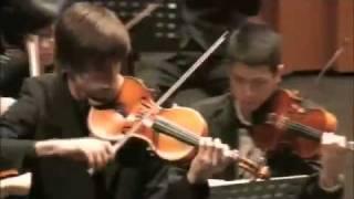 Tchaikowsky - Violin Concerto in D major, Op. 35 2/2 (3rd. mov) Lukas Stepp, MYSO & Veiga Jardim