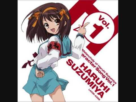 Aya Hirano Haruhi Suzumiya Haruhi...