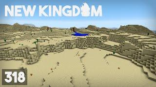 Minecraft Building w/ BdoubleO :: New Kingdom! :: ep 318