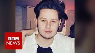 London attack  'Attacker stuck knife in my son'   BBC News