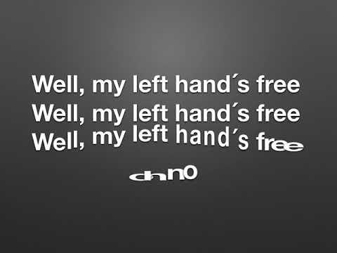 Left Hand Free by alt-J (Lyrics)