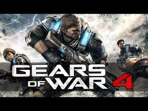 Gears of War 4 - Обзор Игры на XBOX ONE