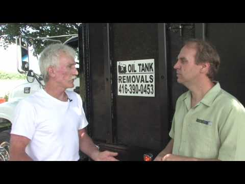 GreenHomeTV - Oil Furnace and Tank Removals with Gibson Removals