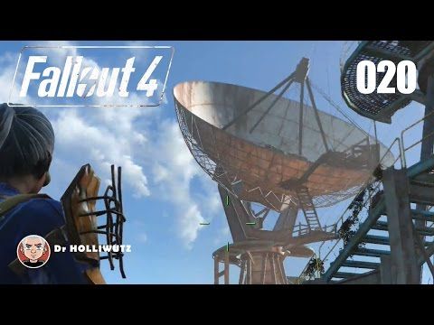 Fallout 4 #020 - Gelehrter Faris [XBO][HD] | Let's play Fallout 4