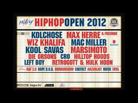 MiXery HipHop Open 2012 - Kurztrailer