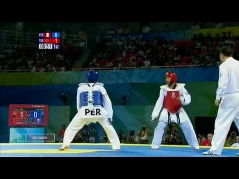 taekwondo beijing2008 servet tazegul-peter lopez