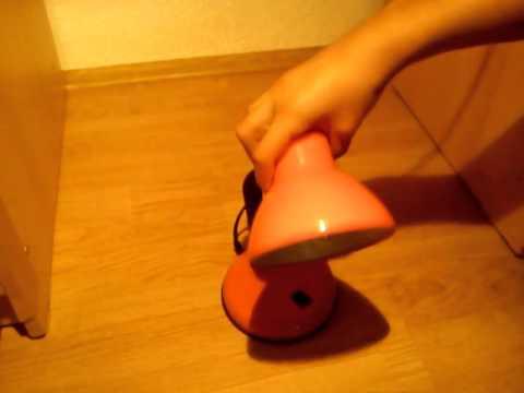 Rose pixar lamp