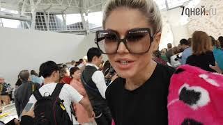 7days.ru: Неделя моды в Милане с Екатериной Моисеевой, день 1