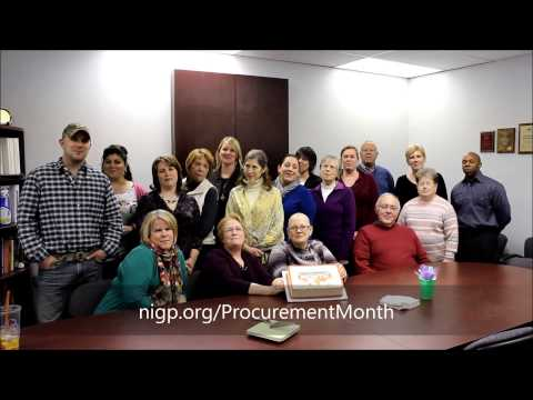 Happy Procurement Month from the Staff at NIGP!