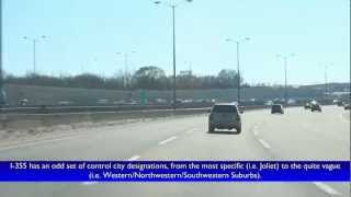 Episode 2: Flyover to Flyover (I-355 South Veterans Memorial Tollway, Chicago Suburbs, IL)