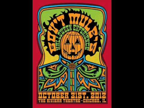 Gov´t mule   Halloween Experienced   Chicago