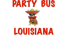 Party Bus Rental in Louisiana - New Orleans, Baton Rouge, Shreveport, Metairie Terrace, Lafayette