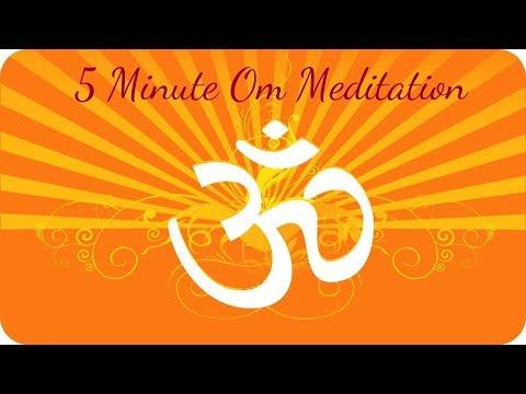 Om Meditation, Increase Energy, Remove Negative Blocks