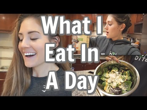 What I Eat In A Day | Lean Bulk Season