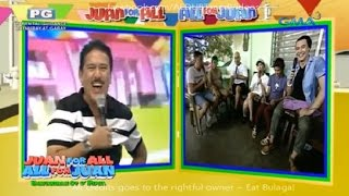 eat bulaga sugod bahay september 9 2016 full episode aldubmakeitreal