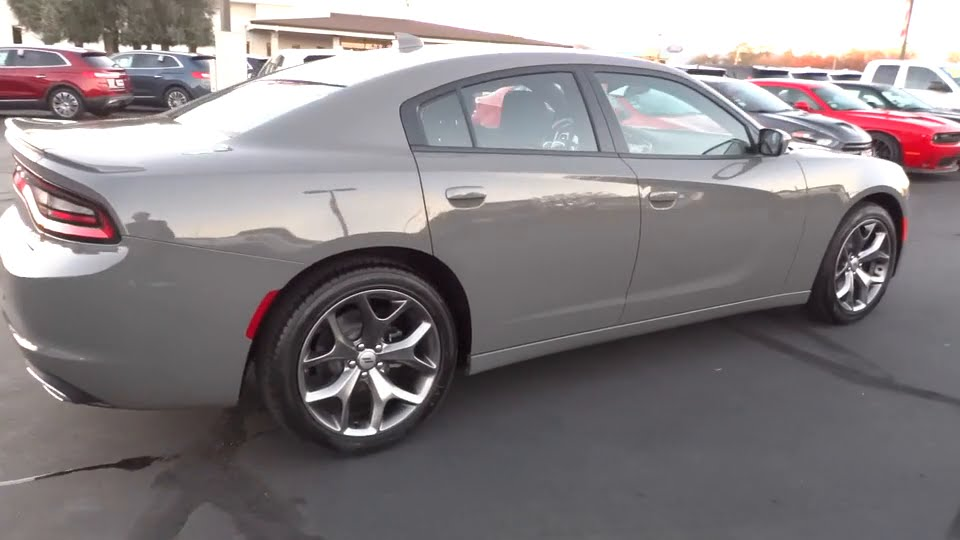 Crown Motors Redding Ca >> 2017 DODGE CHARGER Redding, Eureka, Red Bluff, Northern California, Sacramento, CA 17D051 - YouTube
