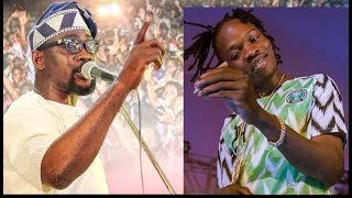 Fans Go Gaga As Naira Marley Performs Soapy On Stage With Pasuma On Eid-el-Kabir Day Video