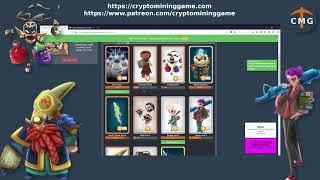 Crypto Mining Game - Update v1.05