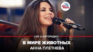 🅰️ Анна Плетнева - В Мире Животных (LIVE @ Авторадио)