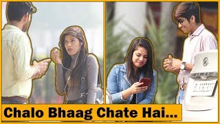 Bhaag Ke Shadi Karlo Prank on Girls - Comment T...