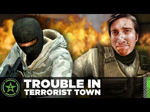 Let's Play - Gmod: Trouble in Terrorist Town Part 3
