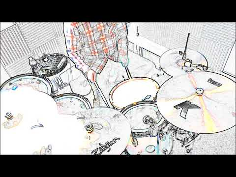 Drown Son Volt Drum Cover With Backing Vocal
