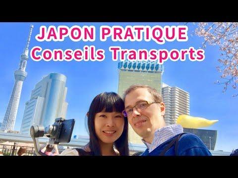 JAPON PRATIQUE Conseils Transports : comment acheter un ticket Shinkansen, métro, voyager tranquille