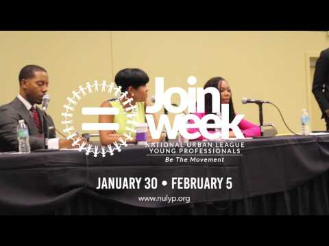 National Urban League Young Professionals Join Week 2017