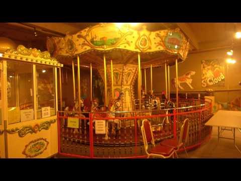 CT DJ Kurt Entertainment - DJ Kurts Video Review New England Carousel Museum Mp4