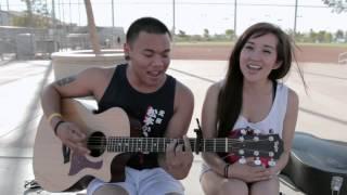 (U Drive Me) Crazy - Glee - AJ Rafael x Cathy Nguyen | AJ Rafael