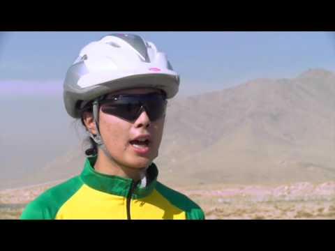 Afghanistan Women's Cycling Federation