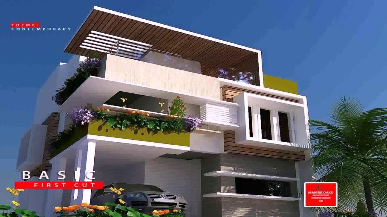 House  Elevation Plans  Hyderabad  YouTube