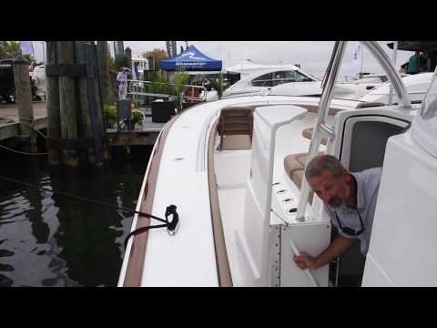 Valhalla Boatworks V-41 Center Console - New Fishing Boat From Viking Yachts