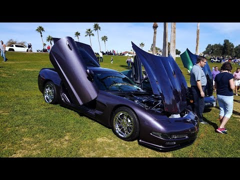 Concours In The Hills 2018