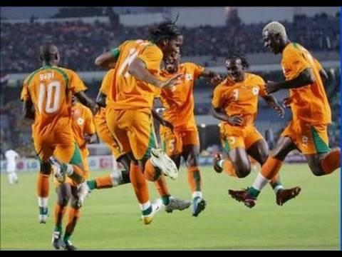 Côte d'Ivoire - World Cup 2010