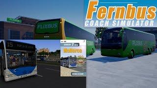 OMSI 2 - Mallorca & Hertfordshire + Some Fernbus! - Twitch Stream