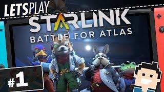 ✪ Let's play Starlink Battle for Atlas #1 Fox McCloud eilt zur Hilfe ✪