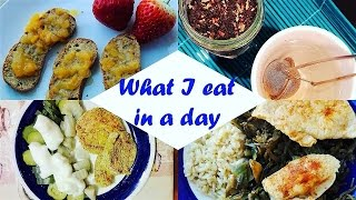 VLOG 13 marzo || what I eat in a day #6 || ricetta pane proteico