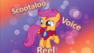 Scootaloo Voice Reel Hire voice actor leah arscott and get professional voice over for your project. scootaloo voice reel