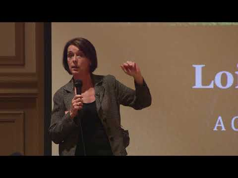 """""""Polite People Get Poisoned"""" -- Lois Gibbs' Keynote Address at SW PA Air Quality Event"""