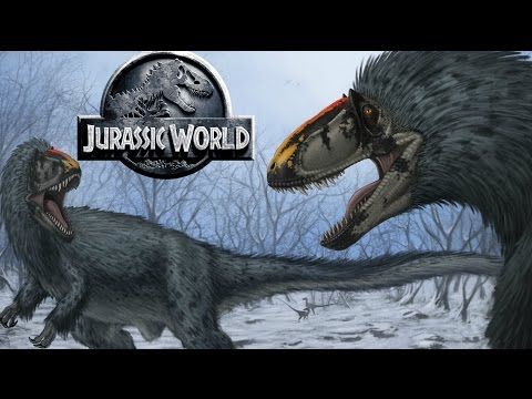 Jurassic World 2 Yutyrannus Discussion