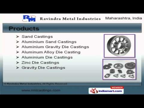 Automotive Castings, Parts and Moulding By Ravindra Metal Industries, Pune