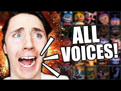 I try to voice all 51 ultimate custom night characters