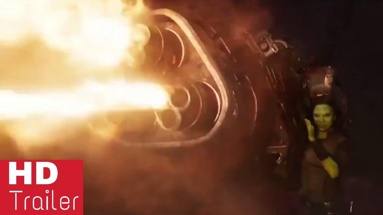 Zoe Saldana stars as Gamora in new Guardians Of The Galaxy ... |Gamora Guardians Of The Galaxy Trailer