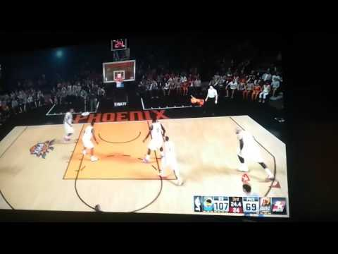 NBA 15 (featuring Michael Frederick)